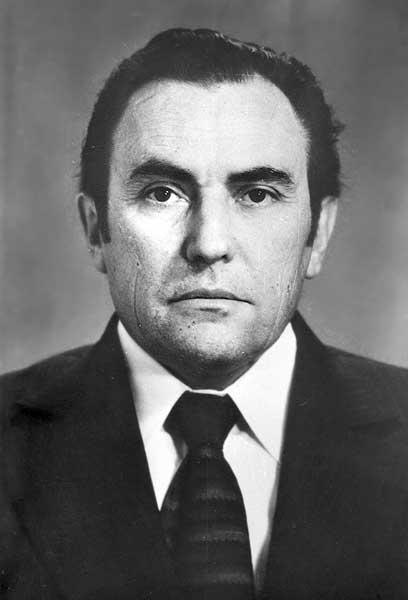 Профессор Александр Сергеевич Скрябин