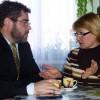 Сергей Леонов и Ирина Грищенко