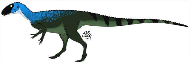 Реконструкция Dahalokely. Автор StygimolochSpinifer