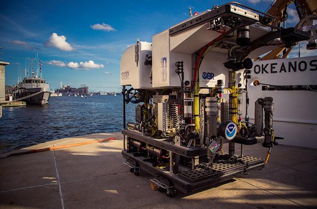 Глубоководный аппарат Deep Discoverer. Фото NOAA