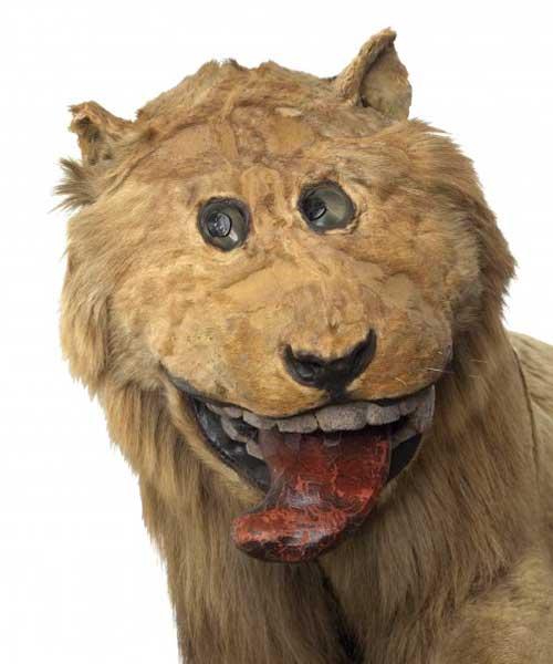 Грипсхольмский лев